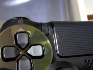PS4 シェアボタン