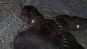 サヘラントロプスを倒した後に潰された炎の男の遺体をソ連が確保していたという情報を掴んだスネークは一路アフガニスタンに向かう。炎の男の遺体を発見するとまるで生きているかのような雰囲気になる。