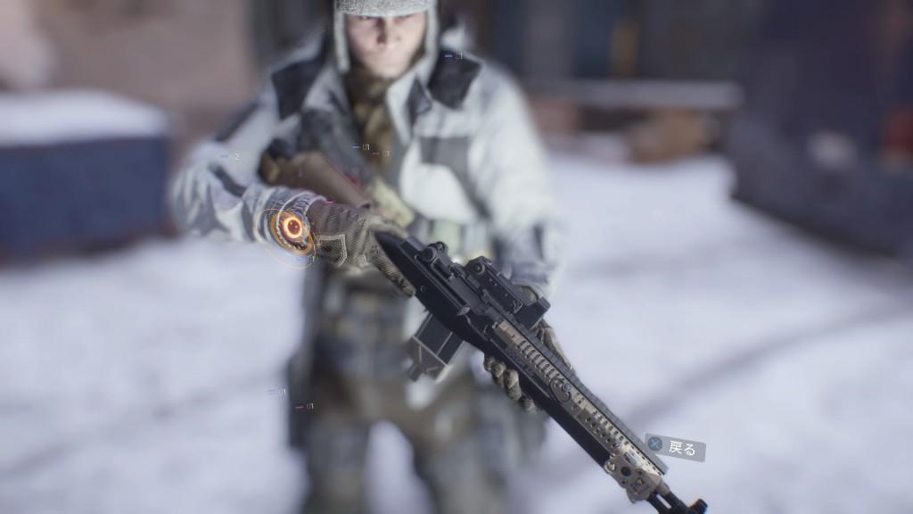 武器名前 SOCOM M1A かっこいいし、強いし、 現在おすすめ武器の中で最強だと個人的に思う。